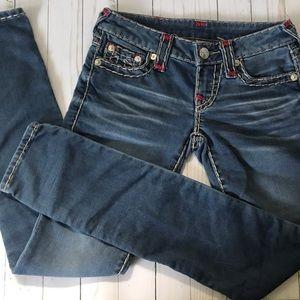 True Religion Super Skinny jeans